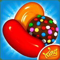 Candy Crush Saga 1.176.0.2 بازی آبنبات های مچاله برای موبایل