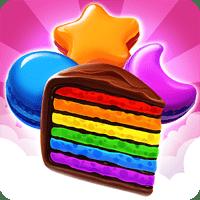 Cookie Jam 10.40.825 بازی پازلی برای موبایل