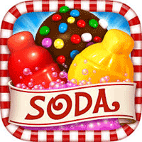 Candy Crush Soda Saga 1.171.5 بازی آبنبات سودا برای موبایل